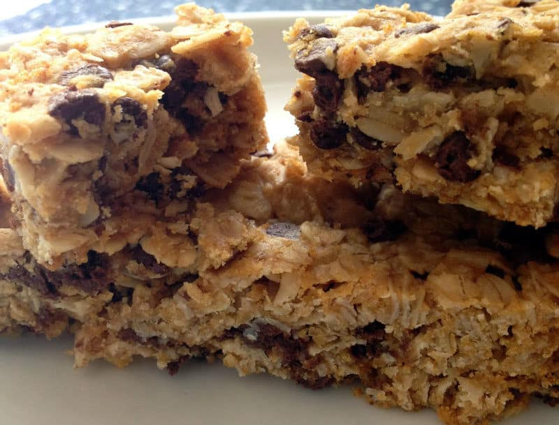 Best Homemade Granola Bars