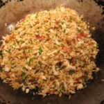 Use Up Leftovers with Loaded Fried Rice