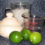 Crazy Craving: Homemade Lime Slushie