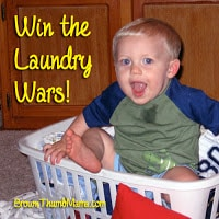 8 Tips to Win the Laundry Wars