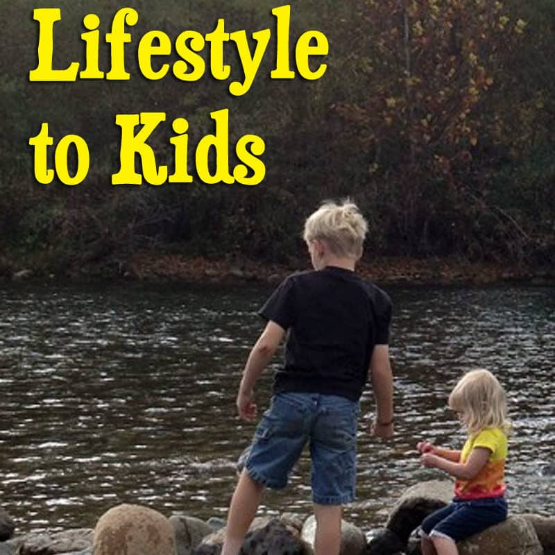 Explaining a Frugal Lifestyle to Kids