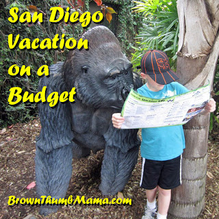 San Diego Vacation on a Budget