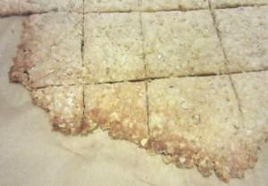 Savory Wheat Crackers: BrownThumbMama.com