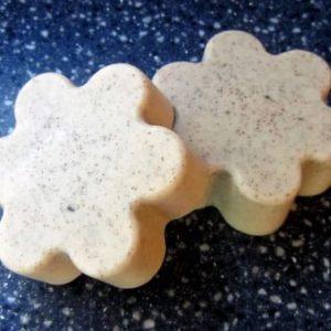 handmade cinnamon orange soap