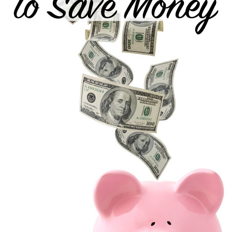 20 Clever Ways to Save Money
