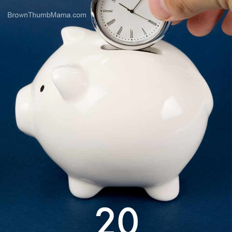 20 Clever Ways to Save Time