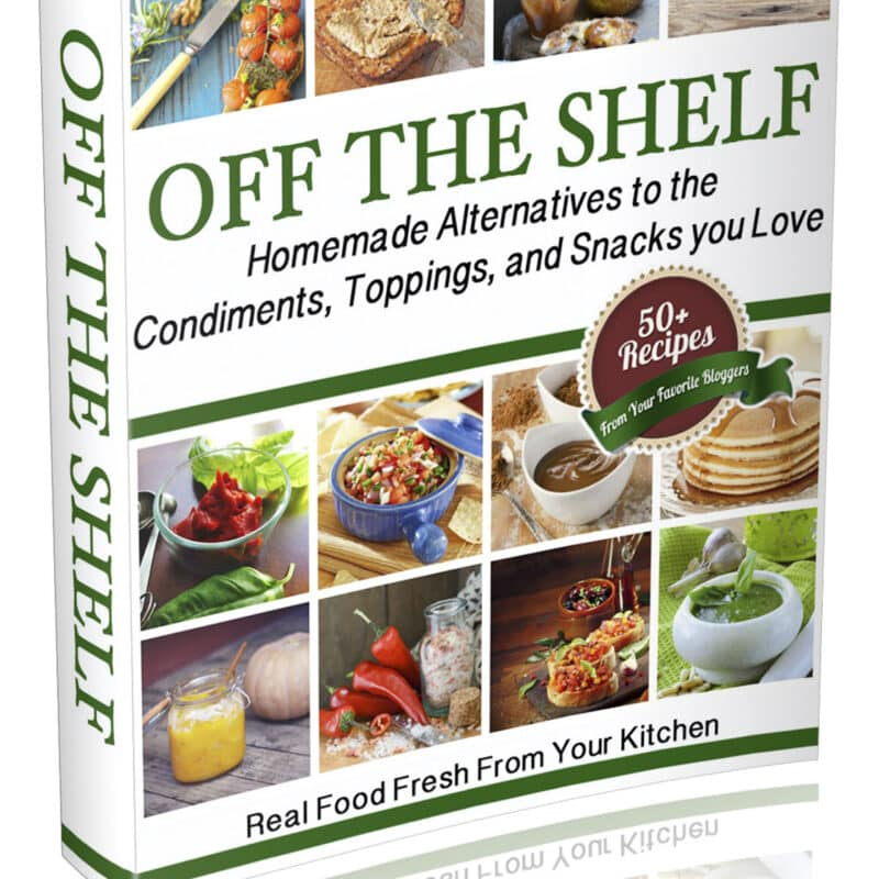 "Off The Shelf: The Ultimate ""Make It, Don't Buy It"" Ebook"