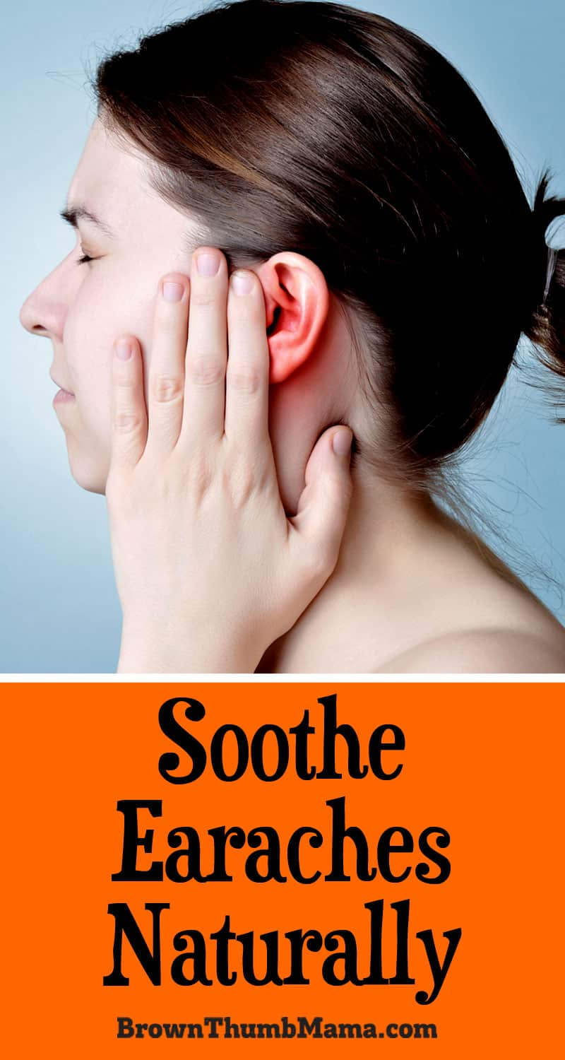 It's easy and safe to soothe an earache naturally with these simple remedies. Safe for toddlers and kids--save a trip to the ER and treat earaches at home!
