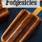 chocolate fudgesicle