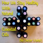Stay Healthy Naturally with Essential Oils: BrownThumbMama.com