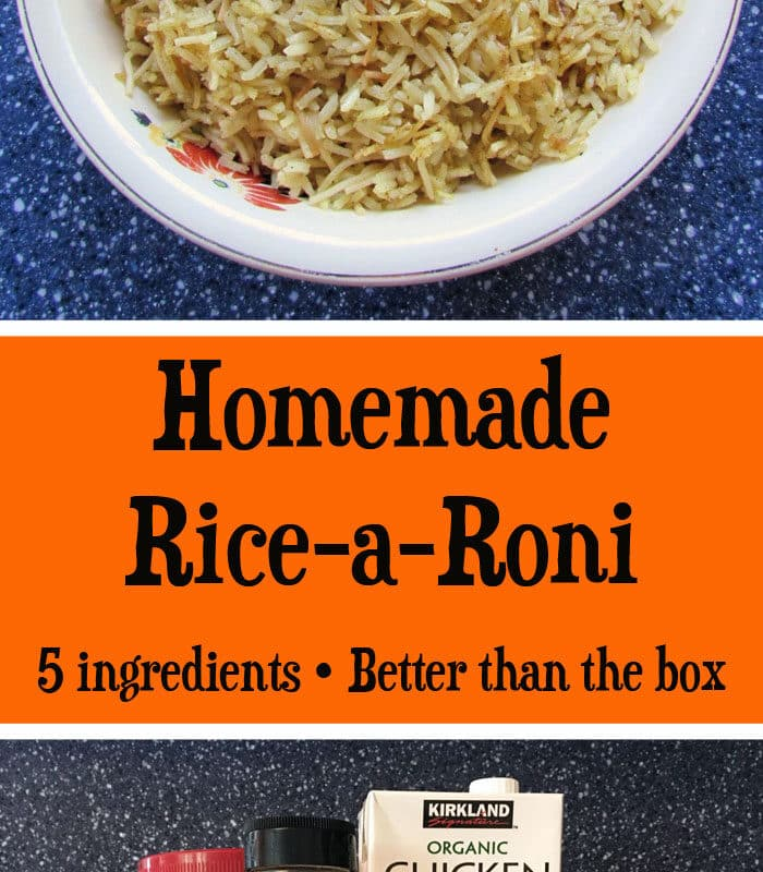 Perfect Copycat Rice-a-Roni