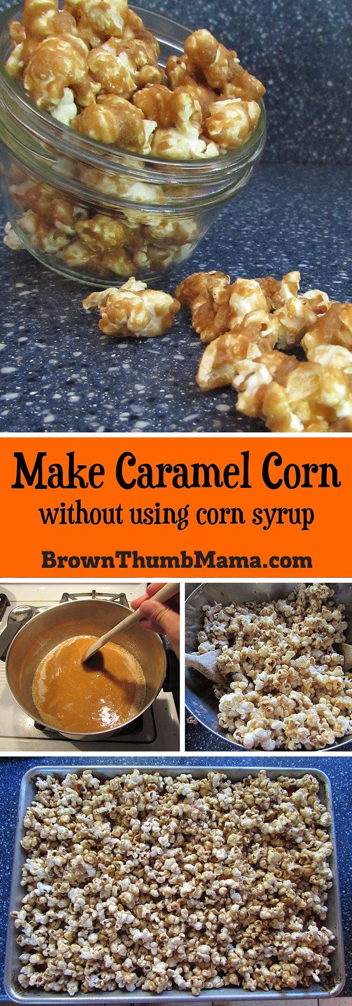 How Do You Make Caramel Corn Test Kitchen