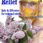 Natural Allergy Relief for Kids & Adults