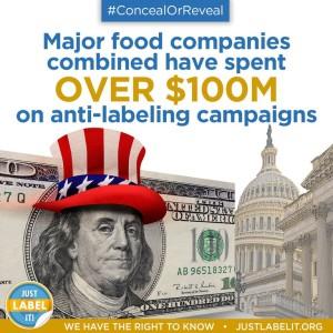 Money Talks When GMOs Walk