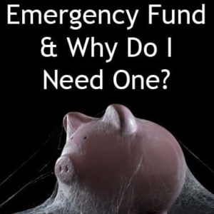 Reduce money worries and take control of your finances by building an emergency fund. Includes ways to save money, make money, and what is an emergency.