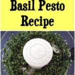 Easy (and Cheap!) Pesto Recipe