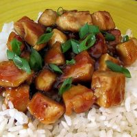 Honey-Garlic Chicken