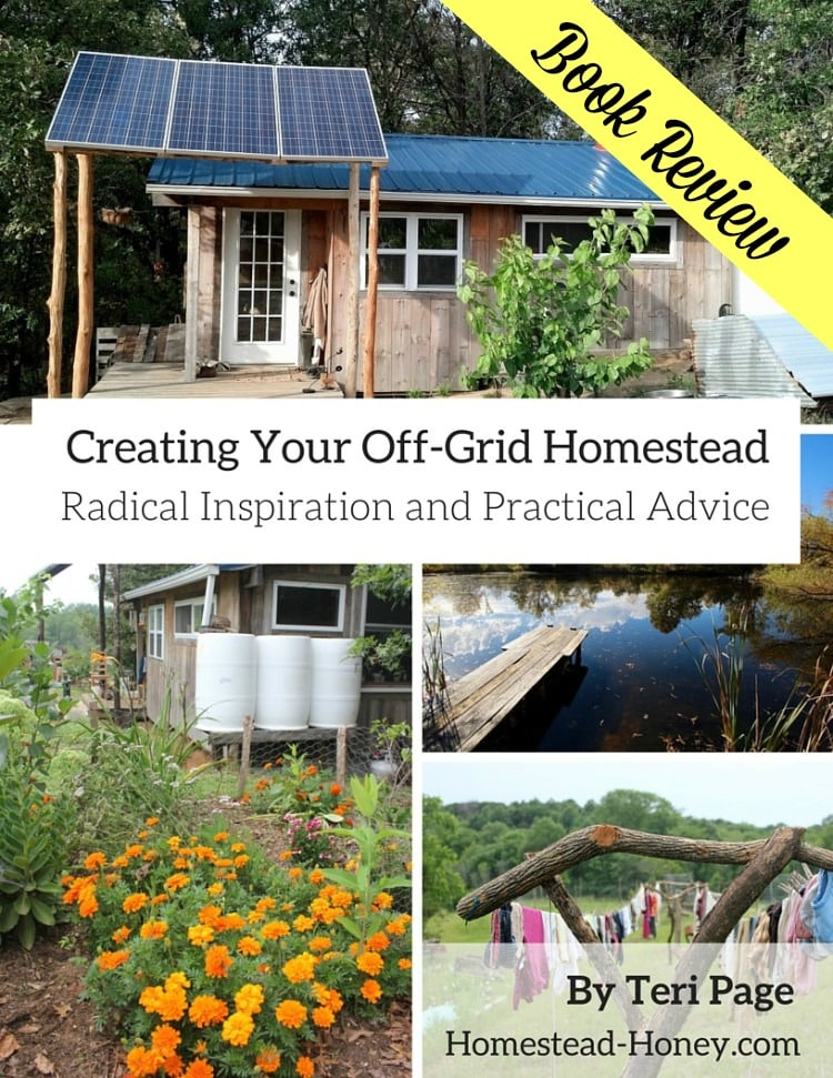 Little House fans will LOVE the radical inspiration and practical advice in this book. Teri's family lives off-grid in a tiny house just like Laura Ingalls.