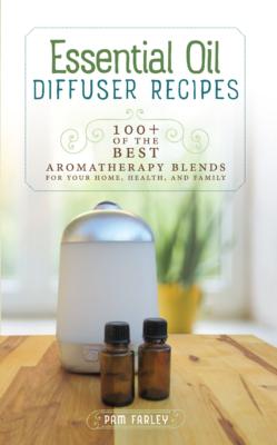 Essential Oil Diffuser Recipes book