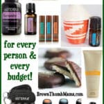 Essential Oil Gift Ideas For Everyone: doTERRA Your Holiday!
