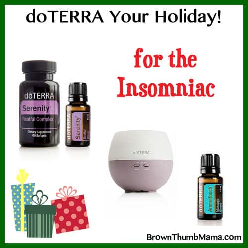 Can't sleep? Gift ideas for insomniacs: BrownThumbMama.com