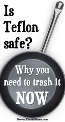 Do you cook with nonstick pans? When heated, they emit toxic chemicals that can kill pets and make you sick. Trash your Teflon and use these instead.