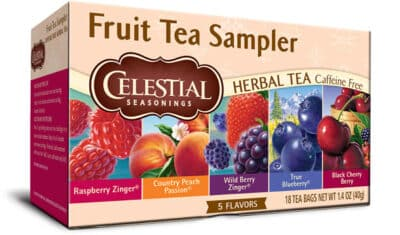 fruit tea sampler box