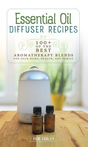 essential oil diffuser recipe book