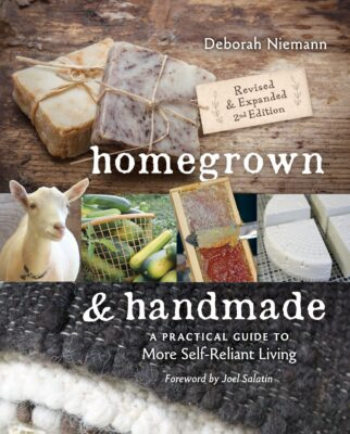 Homegrown and Handmade self reliant living