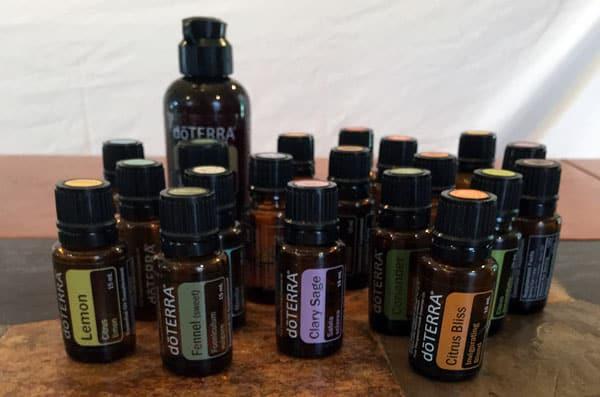 doterra essential oils for detox bath