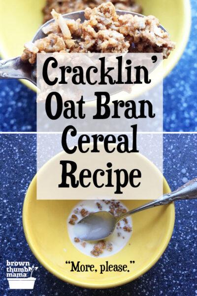 homemade cracklin' oat bran