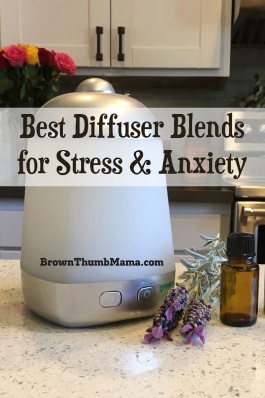 Essential oils can help reduce stress and anxiety. Here are the best diffuser blends to quiet your mind, soothe your emotions, and bring emotional balance.