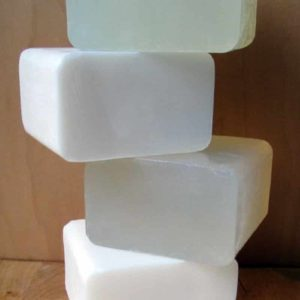 stack of melt and pour soap bases