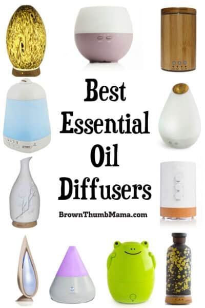 The best essential oil diffusers, which diffusers to avoid, and how they work. Fun diffusers for kids and elegant, formal ones too.