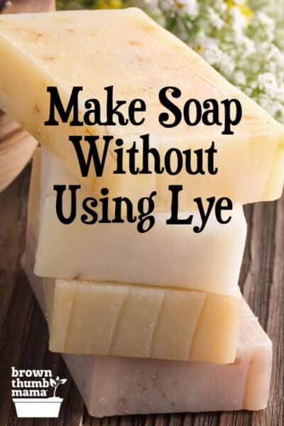 Soap Without Lye: Ingredients