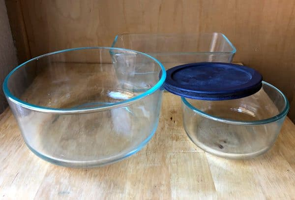 So how do you store leftovers without plastic? Good question--it's not as hard as you might think. Here are my favorite plastic-free food storage containers.