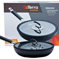 Vesuvio Ceramic Coated Nonstick Frying Pan