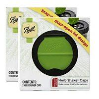 Plastic Shaker Lids for Canning Jars