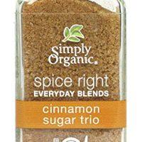 Simply Organic Cinnamon Sugar