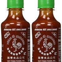 Sriracha Hot Chili Sauce, 9 Ounce Bottle (2 Pack)