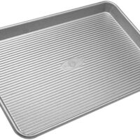 USA Pan Half Sheet Pan, Warp Resistant Nonstick, Made in USA