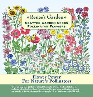Renee's Garden Perfect for Pollinators Mix