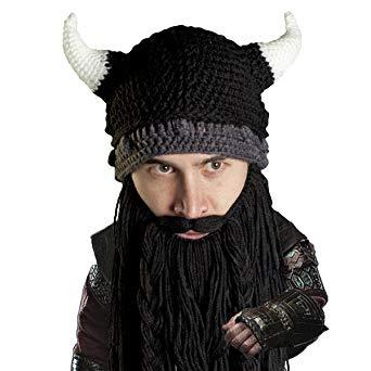 Viking Pillager Beard Beanie