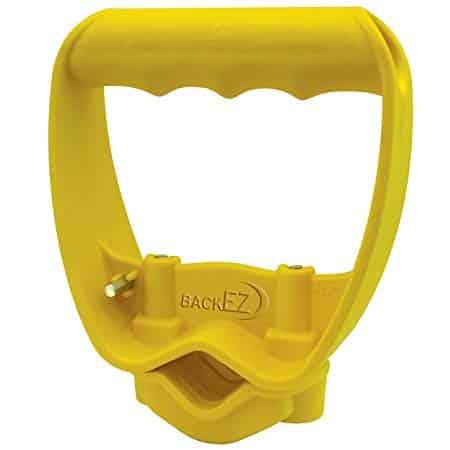 Ergonomic Shovel or Rake Handle Attachment