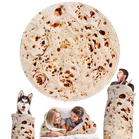 Burrito Wrap Blanket