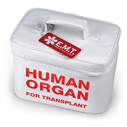 Organ Donor Lunch Bag