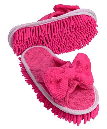 Slipper Genie Mopping Slippers