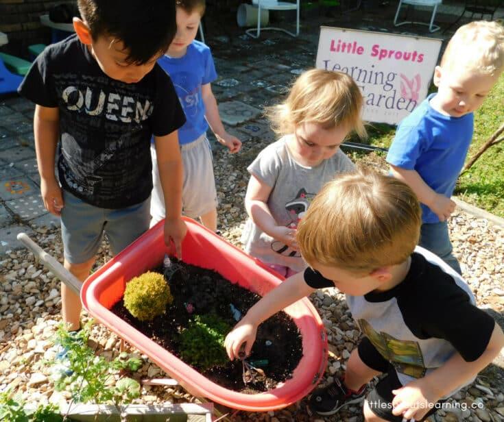 30 Garden Activities for Kids