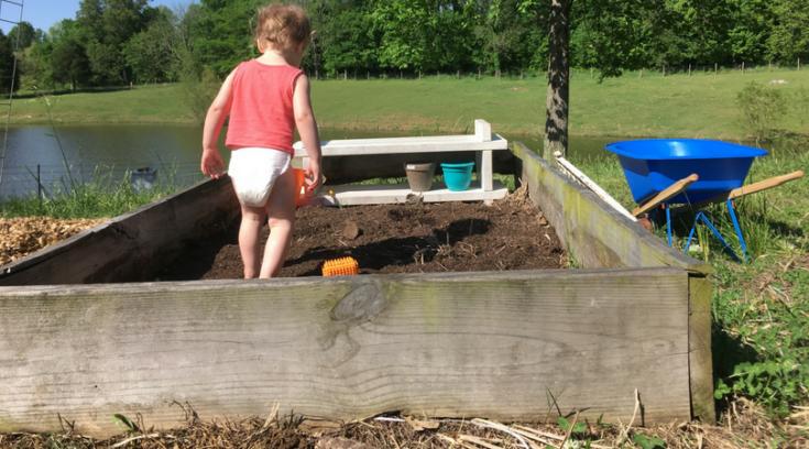 Bonus! Benefits of Gardening With Kids