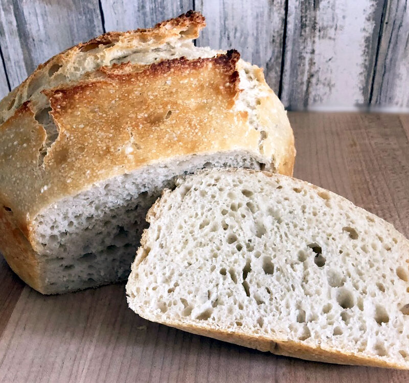 Easiest Homemade Bread